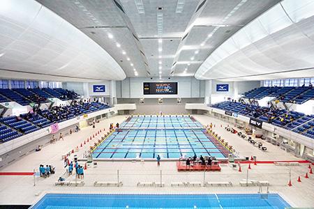 千葉会場大会写真|大阪・千葉などで開催しているマスターズ水泳の参加情報をお届けします